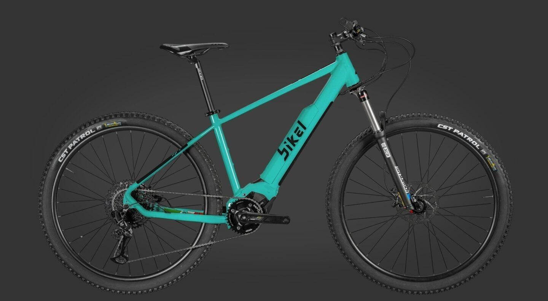 HP-1+ - bikel 21