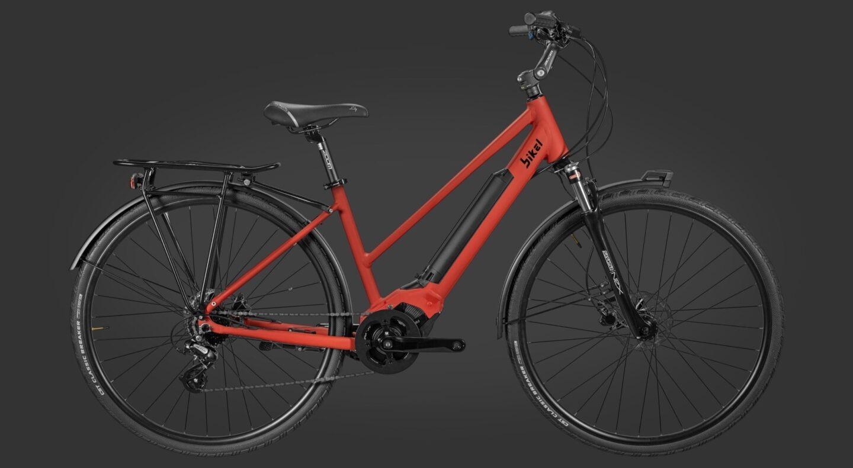 Lady - bikel 28